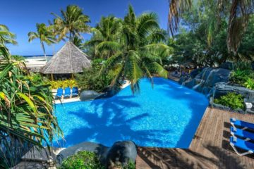Cook Islands flight sale