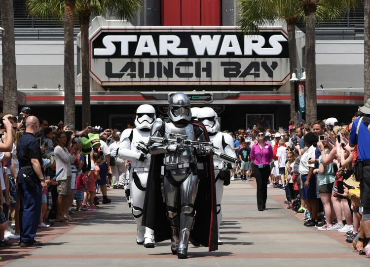 Star Wars is one of the most popular attractions at Walt Disney World