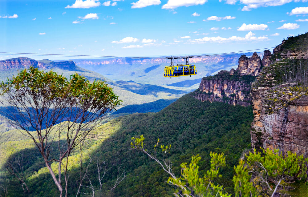 The Blue Mountains, NSW Australia.