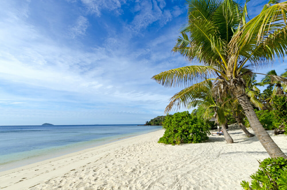 Beach in Mamanuca Islands, Fiji - Image
