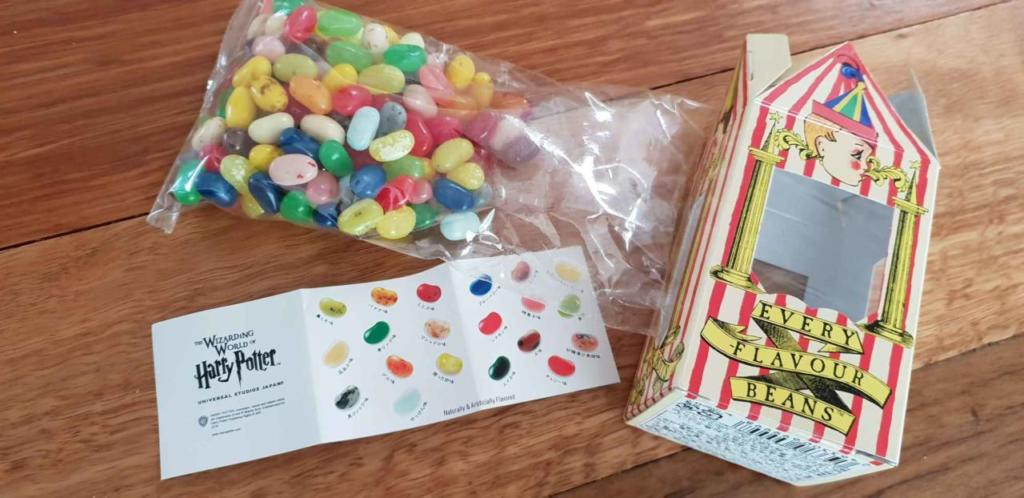 Bertie Botts Every Flavour Beans from the Wizarding World of Harry Potter, USJ
