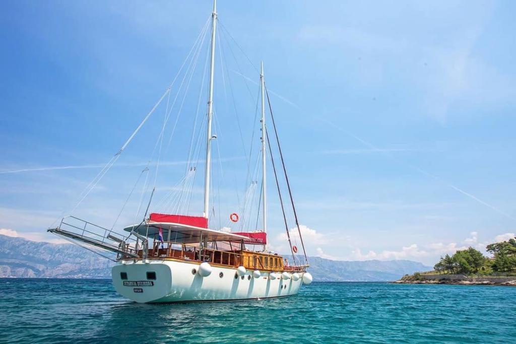 Sailing trips for families who hate cruising - Family Travel