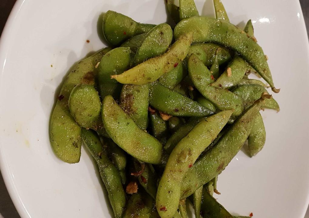 Edamame - Japanese food in Japan