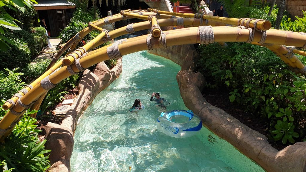 Adventure Cove waterpark Singapore Sentos