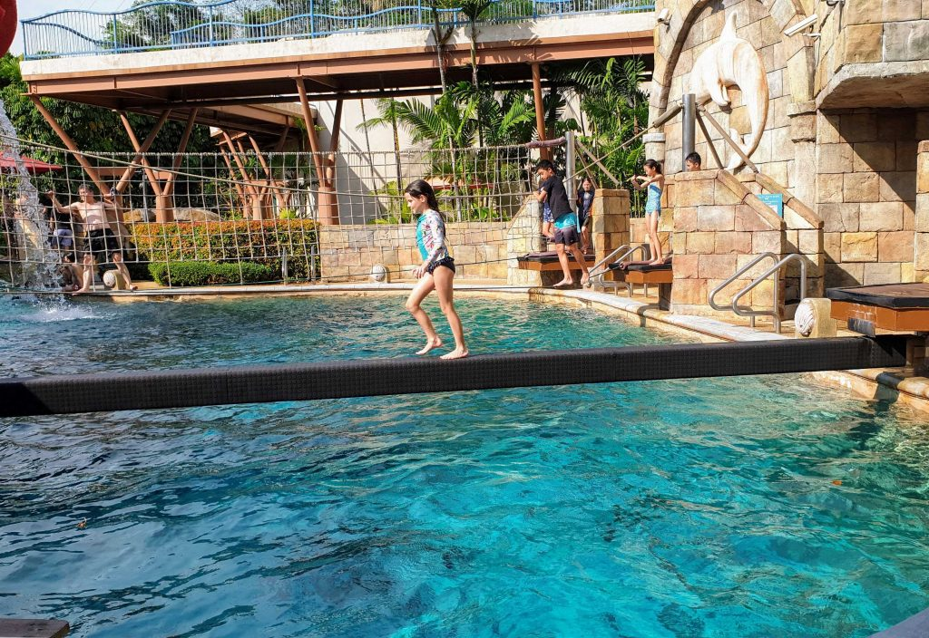 Adventure Cove waterpark Singapore Sentosa