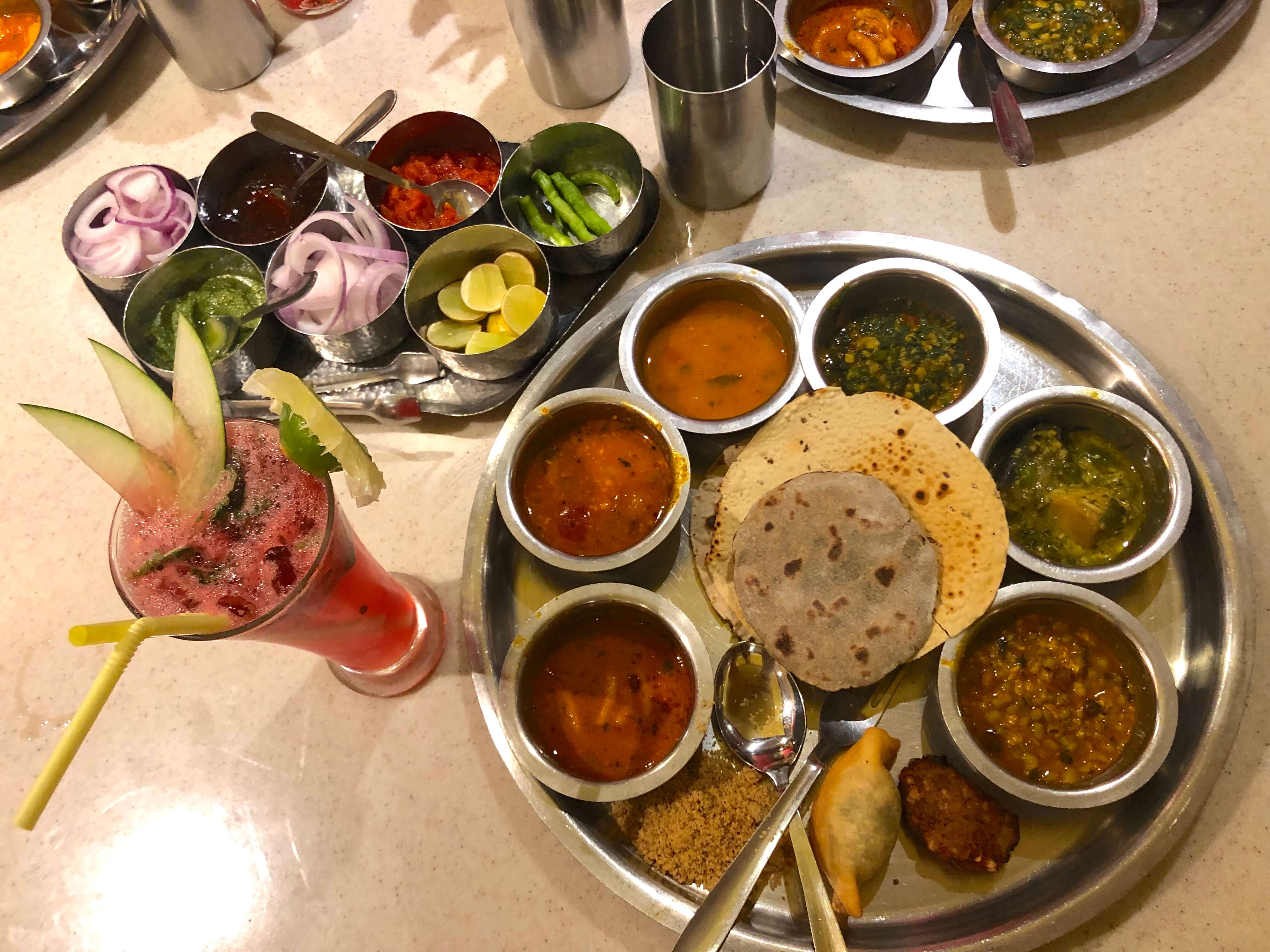 foods to try in india