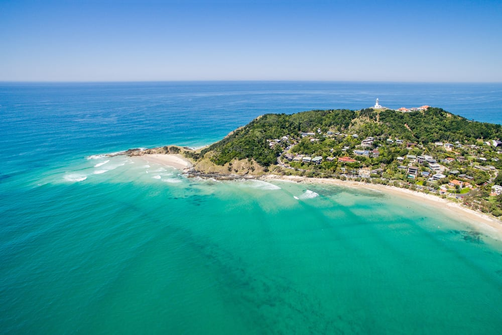 Byron Bay with kids
