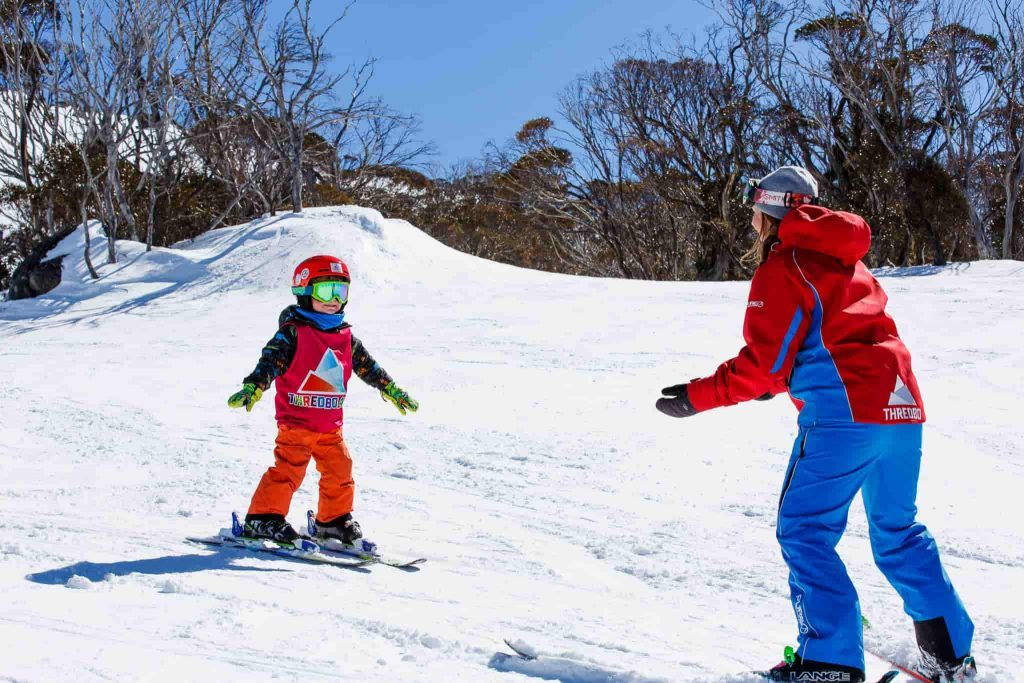 "Thredbo ""It's all about me"" lessons"