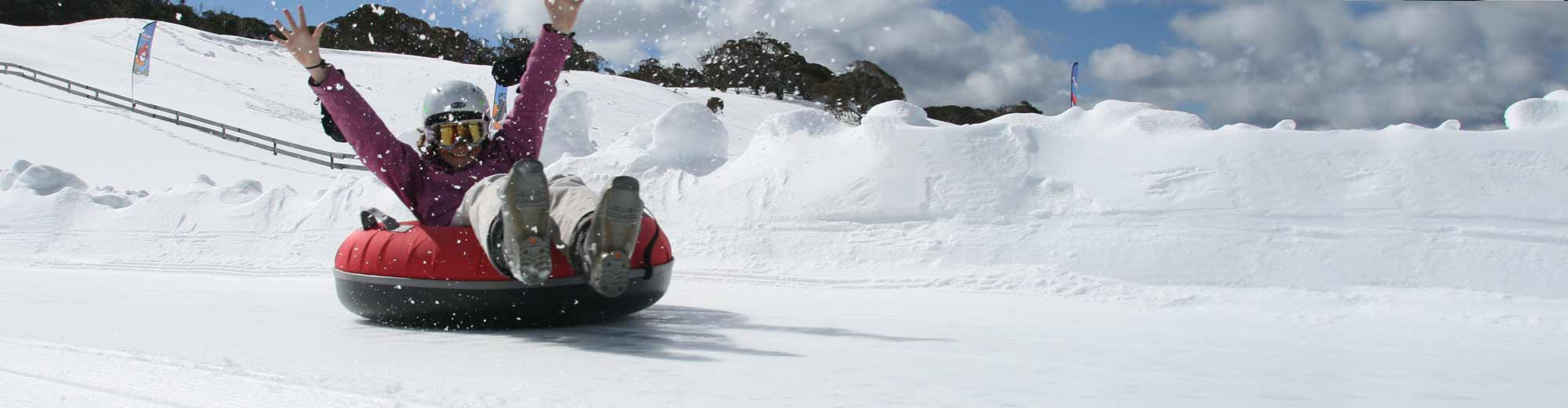 things to do in the snowy mountains