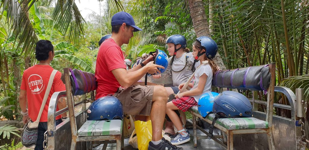 Intrepid Family Tour Vietnam