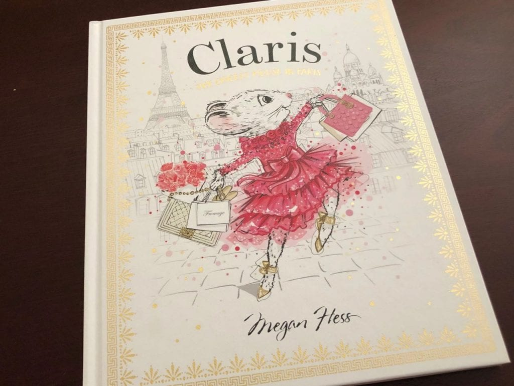 Book Cover: Claris The Chicest Mouse in Paris