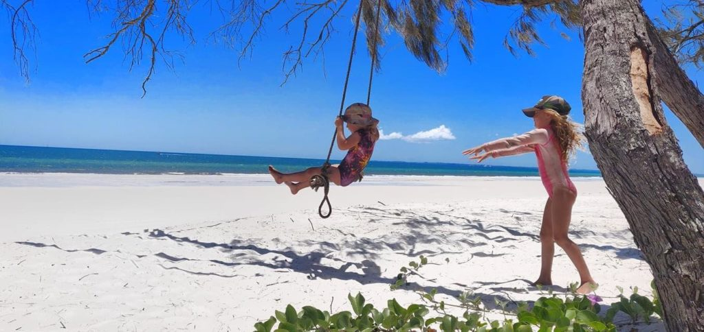 9 reasons Fraser Island is perfect for families