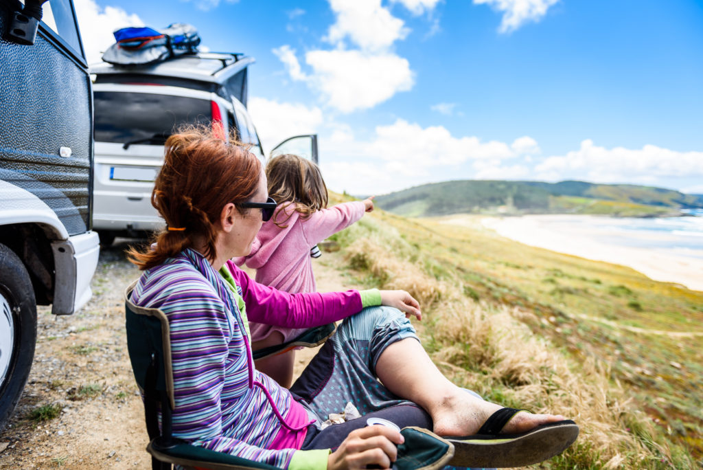 Why our first post COVID-19 lockdown family holiday will be in a motorhome