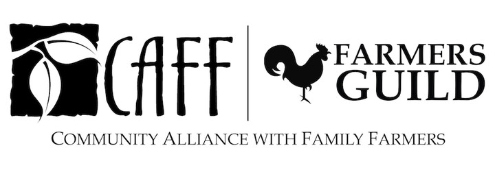 Community Alliance with Family Farmers (CAFF) Logo