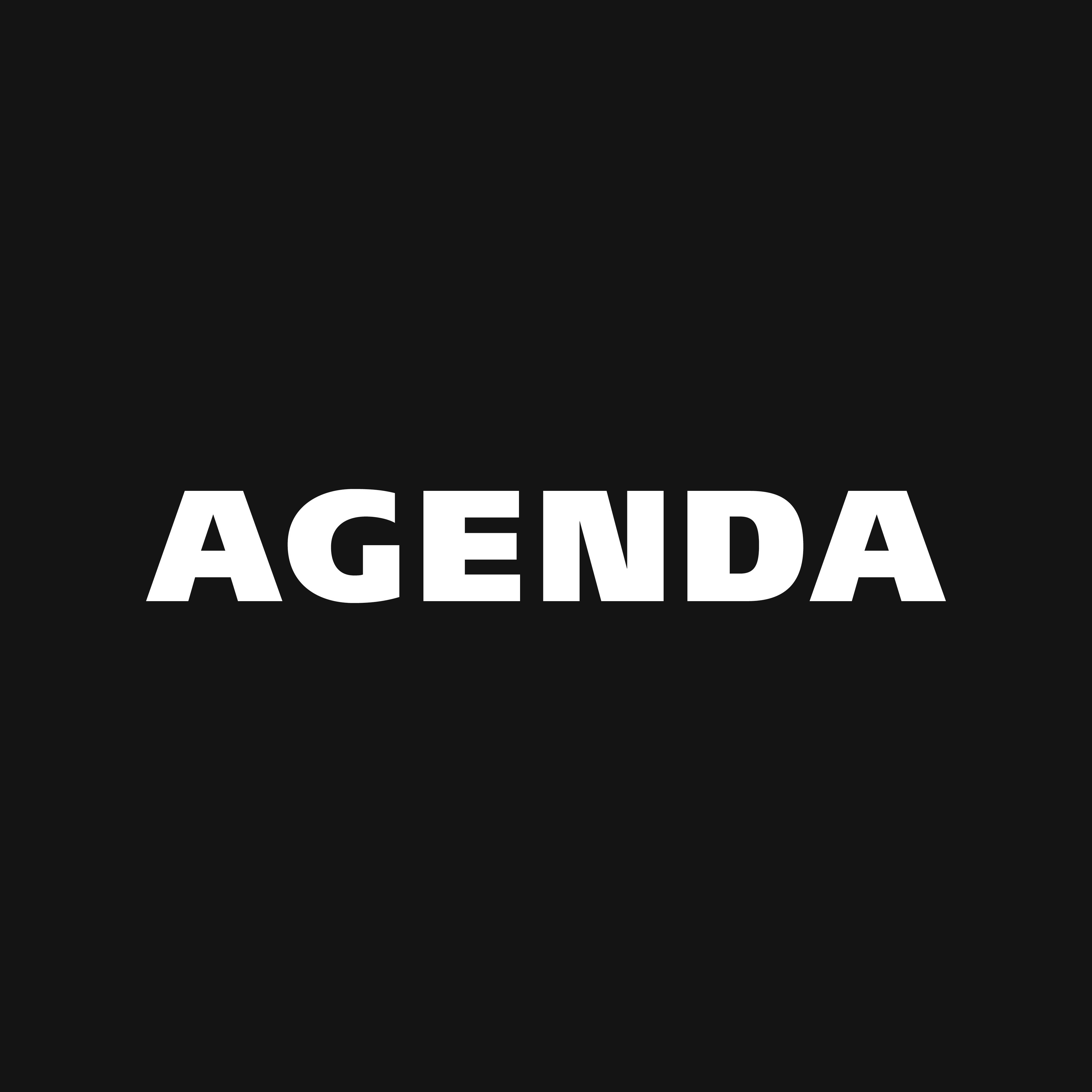 893e6f8d0dc4e Agenda podcast