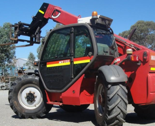 2001 Manitou MT732 Turbo Telehandler for sale | Machinery