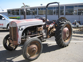 Tractors for sale including used John Deere, Case IH, Steiger and