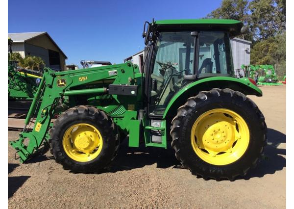 John Deere 5090R for sale   Machinery   Tractors   Toowoomba