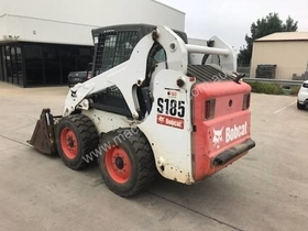 2011 Bobcat S185 Skid Steer Loader (240119-2) for sale