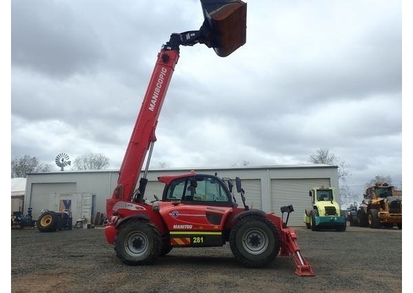 Manitou MT1840 Telehandler for sale | Machinery | Forklifts