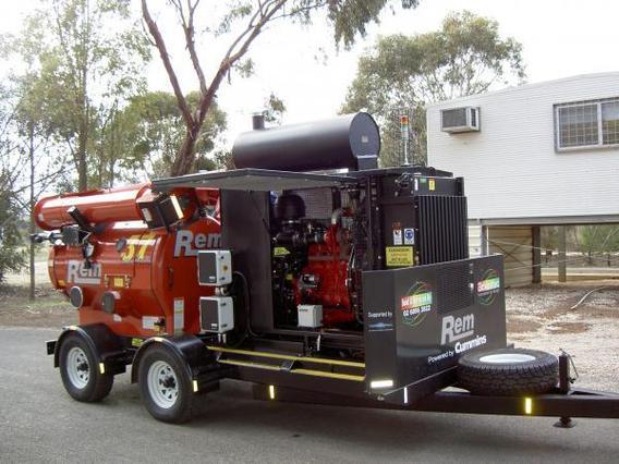 REM 3700 GrainVAC for sale | Machinery | Grain Handling