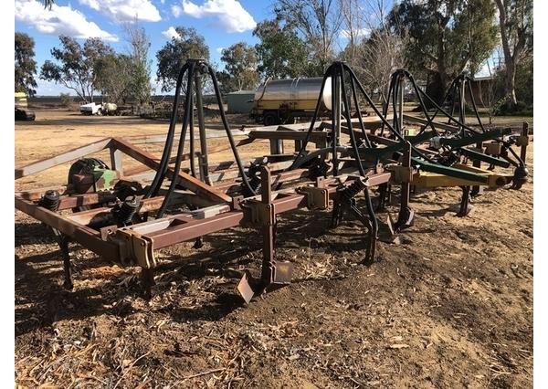 Lot 75 - Homemade 8m Planter for sale   Equipment   Farm