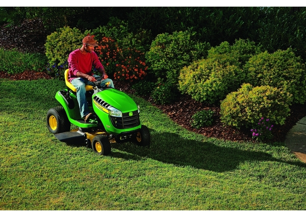 John Deere D105 for sale | Machinery | Slashing & Mowing