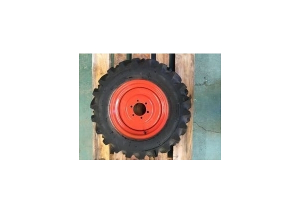 Bobcat Tractor Wheels and Tyres