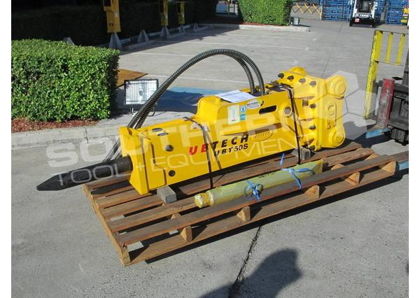 UBTECH UBT50S Silence Excavator Hydraulic Rock Breaker for