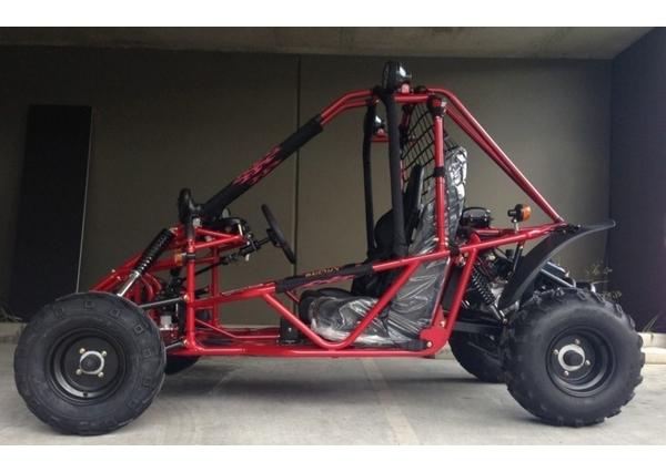 200cc Kandi GY6 Kids Adults Dune Buggy Gocart Quad Bike 4
