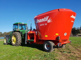 Feed and grain mixers for sale  Including roller mills and hammers