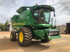 Farm Machinery sales, Livestock and more items in Middle