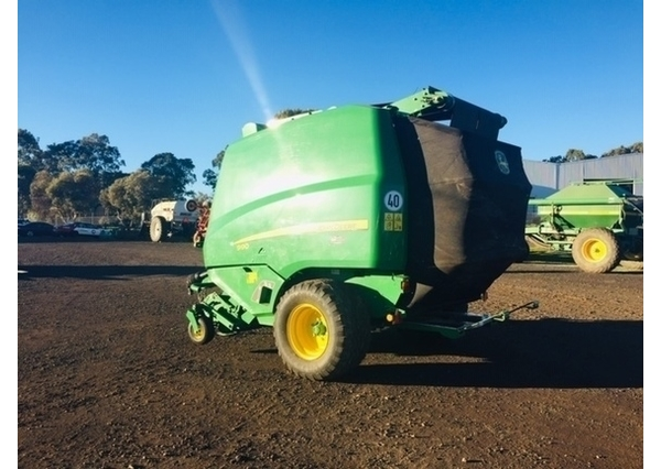 John Deere 990 for sale | Machinery | Hay & Silage