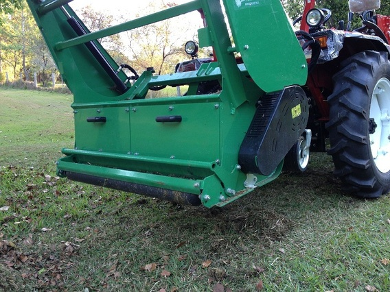Field Chief 1600 Flail Mower With Catcher for sale