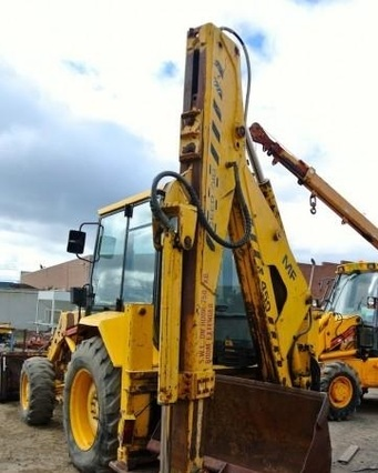 MASSEY FERGUSON 50HXS FRONT END LOADER BACKHOE for sale