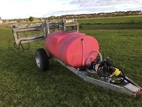 Farm Machinery sales, Livestock and more Spraying & Pumping
