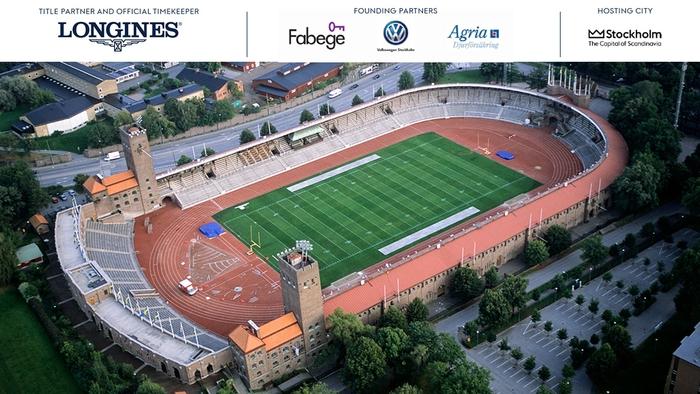 Image: Stockholm Olympic Stadium