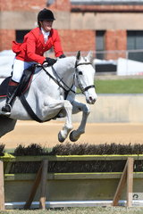Louise Riglin representing the Fleurieu Hunt Club rode , 'Robbin Banks' to fifth place in the Lady's Hunter's Plate.