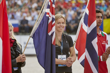 Heidi Bratlie Larsen - Norway, Eventing