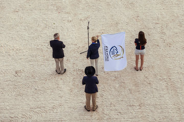FEI World Equestrian Games - Tryon Opening ceremony