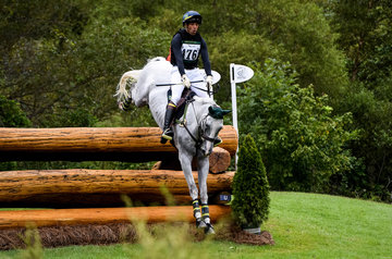 FEI World Equestrian Games... Tryon USA Marcio Carvalho Jorge of Brazil on Coronel MCJ.Photo FEI/Martin Dokoupil