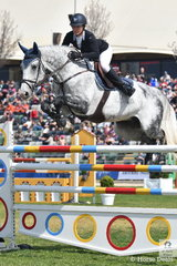 Ally Lamb rode her Denison Park Combat into seventh place in the John Kelly Memorial Group One.