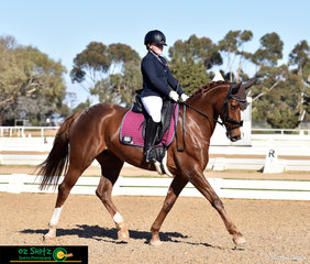 Remi Lauries Joy and Danielle McMahon made a perfect pair the Elementary tests on day four of the 2018 Marcus Oldham Interschool Championships.