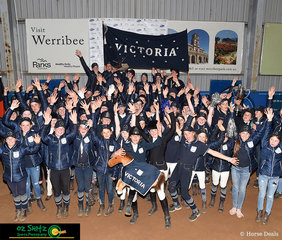 And that's a wrap for another year of the Marcus Oldham Interschool National Championships, hosted by Victoria at the National Equestrian Centre located in Werribee.