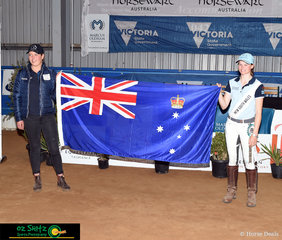 As the 2018 Interschool National Championships come to an end, it is time to hand over the flag to New South Wales, the hosting state for the 2019 National Championships.