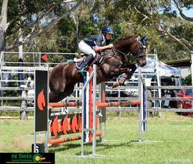 After a few competitive weeks on the road, Ben Bates amd Early Times enjoy a weekend a bit closer to home competing at the Cabarita Beach Spring Show Jumping Classic.
