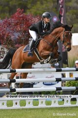 "Claire Zylstra from NSW rode ""Tiger Bug"" in the Australian Childrens Championship"