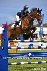 """3rd place in the Australian Young Rider Championship, went to Jessie Rice-Ward from NSW riding """"CP Southern Cross"""""""