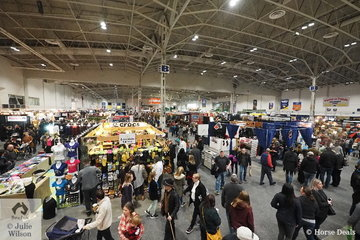 There are 300 vendors at the show this year selling everything from socks, foot massagers to maple syrup in the snow (sort of maple toffee poured on crushed ice and then wound around a stick as it hardens. It looks good). Understandably there are a lot of maple products.