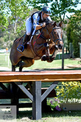 With a characteristic cross country run, Shane Rose rode his own and Angela Shacklady's, Cassall mare, 'Easy Turn' to move from 12th to third place going in to the final jumping phase of the  Horseland CCI 2* tomorrow.